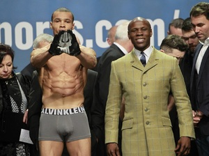 Eubank Jr Issues Warning To Blackwell