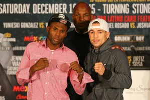 Walters And Santos Ready To Rumble