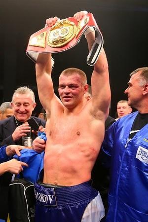 Warriors Boxing Wins Glazkov Vs Martin Purse Bid