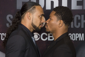 Thurman Vs Porter Set For March 12