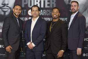 Thurman Vs Porter Undercard Announced