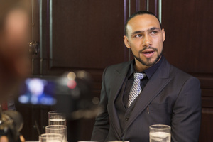 Thurman Defends Title Against Porter On June 25