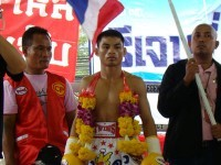 Menayothin Matches Marciano's 49-0-0.