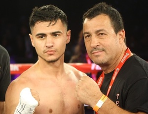 Zazueta Defeats Serna In Dodge City