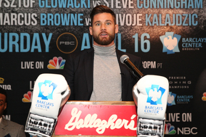 Algieri,Cunningham and Spence Jr Quotes And Pics