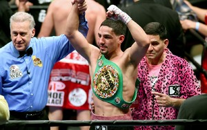 Garcia Takes Out Vargas And Calls Out Thurman