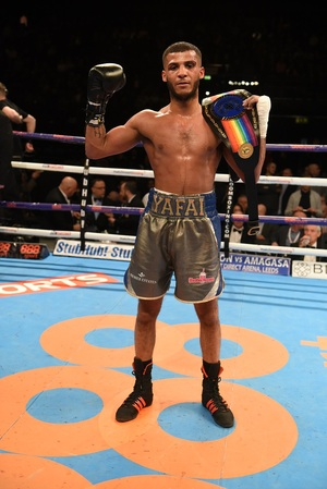 Yafai Makes Title Against McDonnell On March 3
