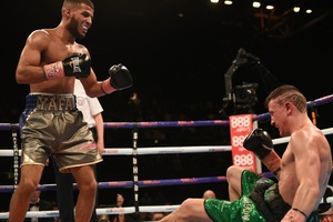 Yafai Vows To Crush Local Rival