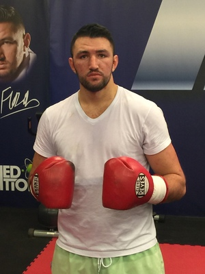 Hughie Fury Is Hungry For Success