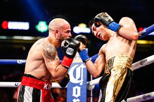 Cruz Takes Out Martinez/Ruiz Stuns Ceja