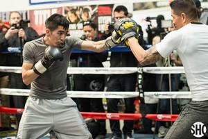 Leo Santa Cruz/Kiko Martinez Final Media Quotes
