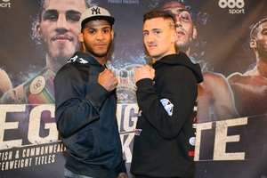 Gamal Yafai : 'Its Time To Show My Class'
