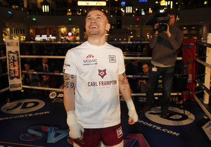 Quigg And Frampton Super Confident Ahead Of Unification Battle