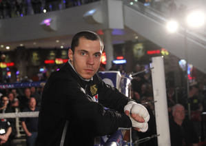 Quigg  Seeks Second Title shot