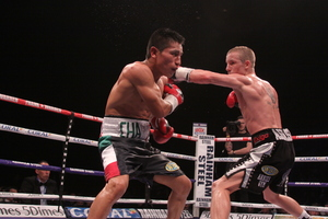 Langford Defeats Taylor/Butler Claims Vacant Title