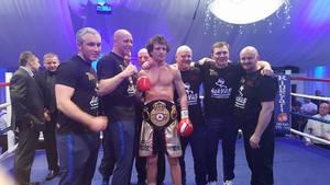 Davies jr Scores Stoppage Win OverPutkonen