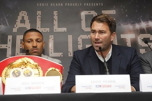 Hearn Says Eubank Chose Not To Fight Golovkin