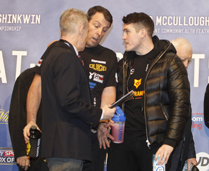 Video Shane McGuigan: 'Gallagher Is Jealous Of Me'
