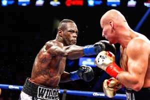 Wilder Flattens Szpilka With Ninth Round TKO
