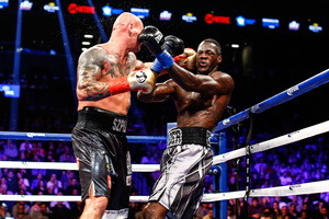 Wilder Happy To Defend Title In Russia