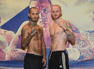 Groves Stops Outgunned Di Luisa In 5