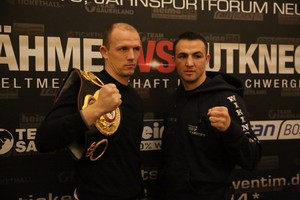 Braehmer and Gutknecht Are Ready To Rumble