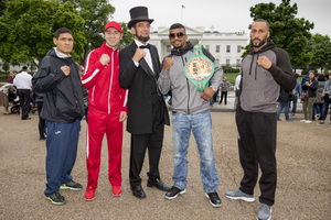Fight Week Starts In Washington
