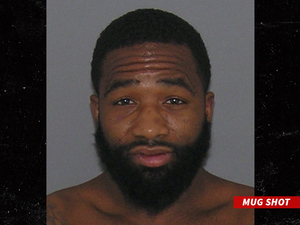 Another problem for Adrien 'The Problem' Broner.
