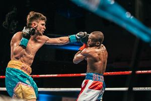 Menard Blitzes Bernardo/Potapov Gets Help