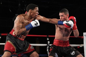 Lee Claims New York State  Middleweight Title