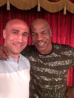 Abraham Meets Tyson