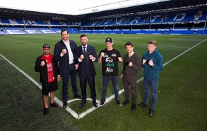 BELLEW: MY EVERTON DREAM COMES TRUE ON MAY 29‏