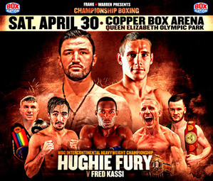 Fury Score Tko Win Over Kassi/Walsh Retains British Crown