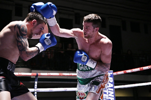 Corcoran And Williams Wage Verbal War In Cardiff