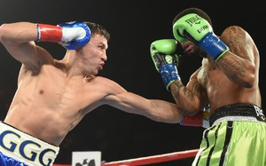 Golovkin Prepared To Face Eubank Jr In Uk