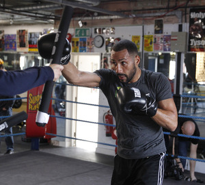 James DeGale Media Workout Quotes