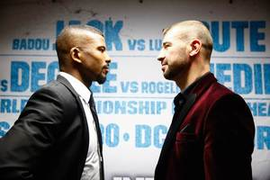 Jack, Bute And DeGale Media Quotes