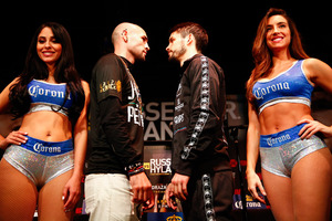Gallagher Believes Smith Can Tame Pedraza