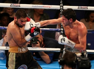 McDonnell Retains WBA Title/Macklin Edges Out Rose