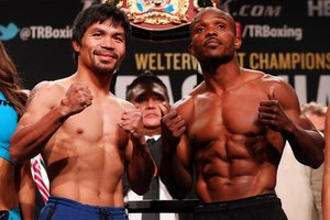 Pacquiao Dominates Third Fight With Bradley