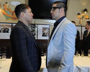 Provodnikov And Molina Jr Expect Explosive Battle