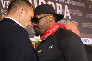 Pulev Scores Split Decision Win Over Chisora