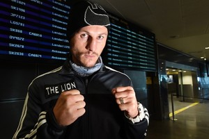 Liebenberg Arrives In Stockholm