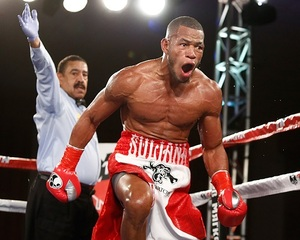 Barrera Faces Parker On April 15