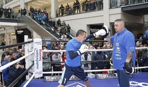 TITANS COLLIDE: TITANBET.CO.UK TEAM UP WITH MATCHROOM FOR HUGE WARRINGTON CLASH