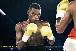 Commey faces Gamgebeli on Saturday night in Copenhagen