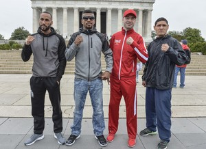 Badou Jack, Lucian Bute, James DeGale & Rogelio Medina Final Press Conference Quotes