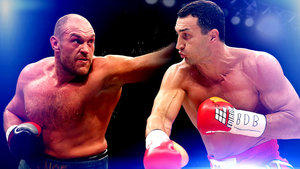 Tyson Fury believes that Klitschko lost on purpose.