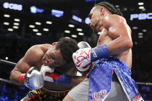 Thurman Edges Out Porter/Hurd Stops Molina In 10