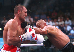 Ward Vs Kovalev Set For November 19